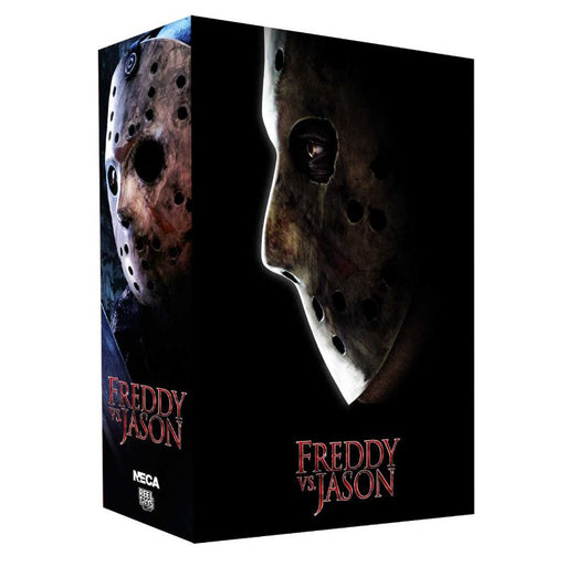Freddy vs Jason Ultimate Jason (FvJ) Action Figure - www.entertainmentstore.in