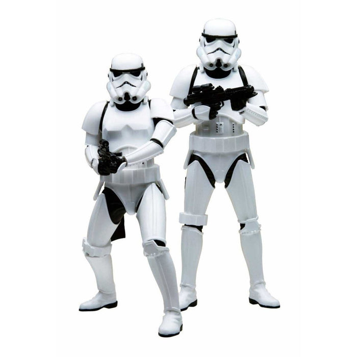 Star Wars Stormtroopers Army Builder Statue 2 Pack - www.entertainmentstore.in