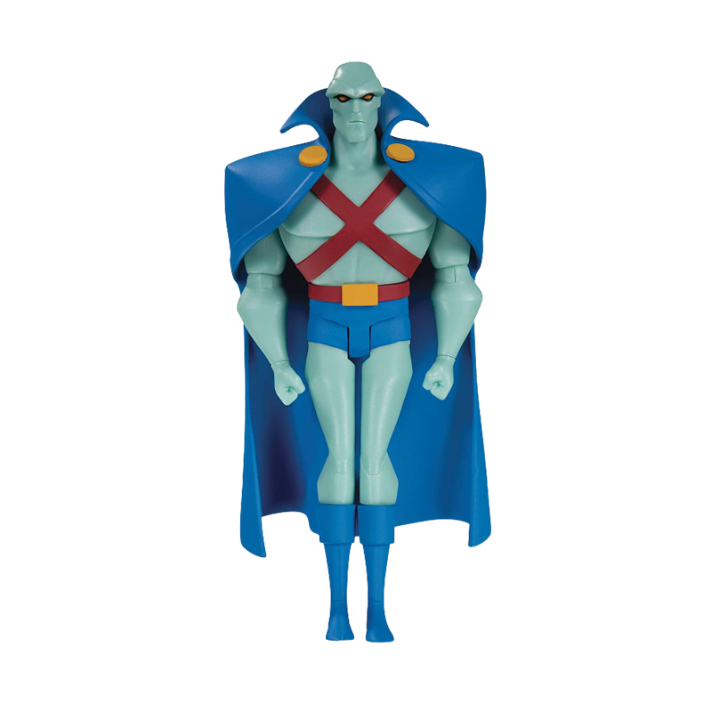 Justice League Martian Hanhunter Action figures - www.entertainmentstore.in