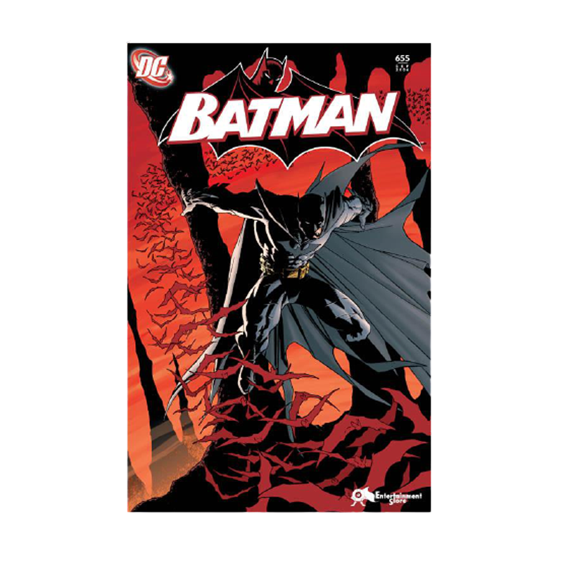Batman Comic Cover Maxi Poster - www.entertainmentstore.in
