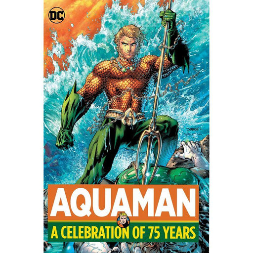 Aquaman A Celebration of 75 Years Hardcover - www.entertainmentstore.in