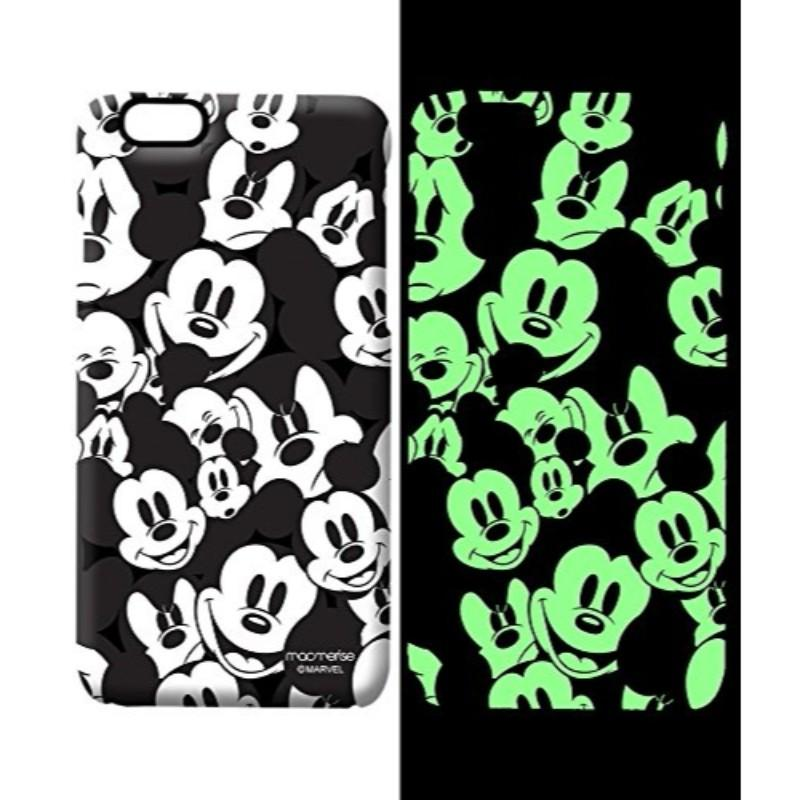 Mickey Smileys Iphone 6(S)Glow Case - www.entertainmentstore.in