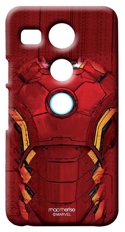 Suit Of Armour Sublime Case For LG Nexus 5X - www.entertainmentstore.in