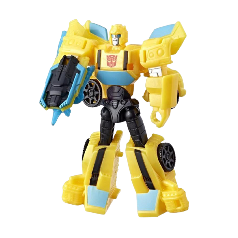 Transformers Cyberverse Scout Class Bumblebee Action figures - www.entertainmentstore.in