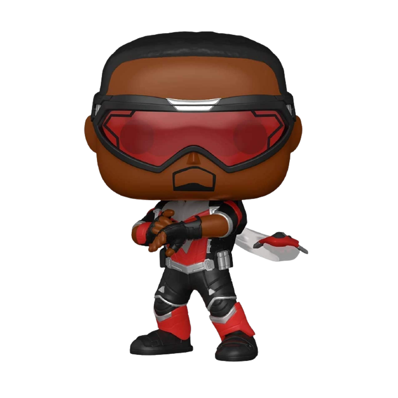 Falcon & Winter Soldier Vinyl Figure - www.entertainmentstore.in