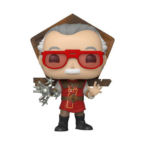 Marvel Stan Lee in Ragnarok Outfit Pop Figure - www.entertainmentstore.in
