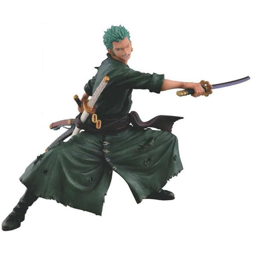 One Piece Roronoa Zora Artist Life Action Figure