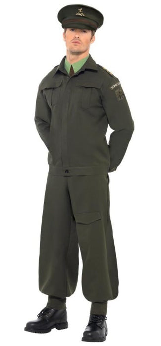 WW2 Home Guard Adult Costume - www.entertainmentstore.in