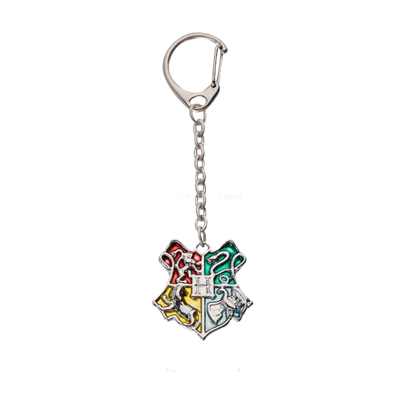 Harry Potter Hogwarts Emblem Key Chain - www.entertainmentstore.in