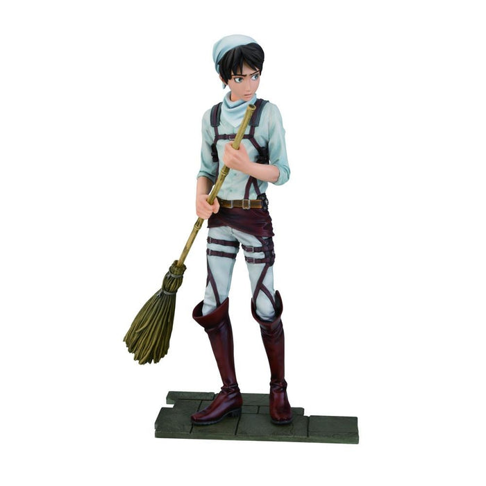Attack on Titan  Eren Yeager  DXF Figure