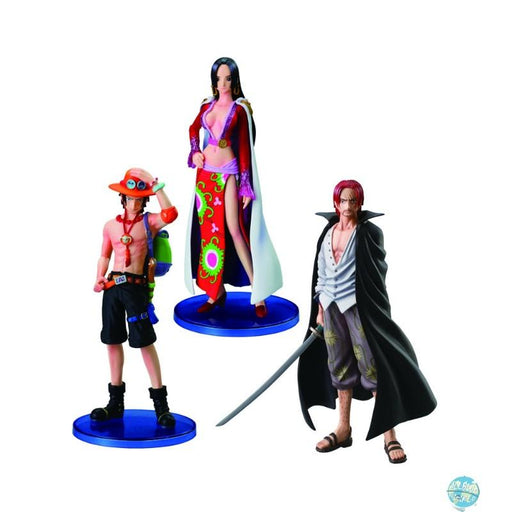One Piece Super One Piece Stylindividual Figure