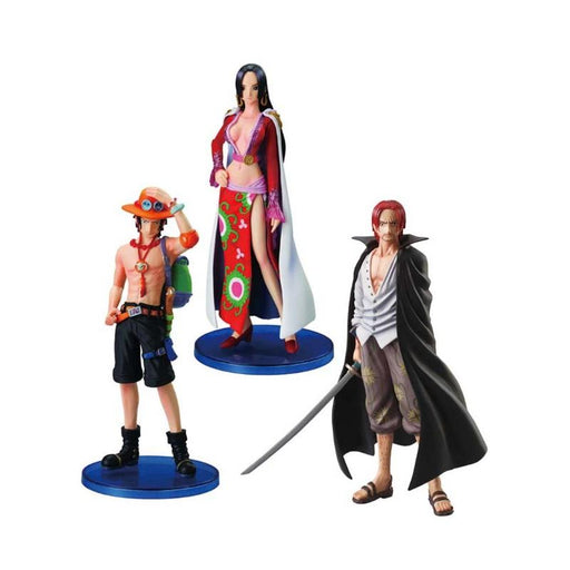 One Piece Super One Piece Styling Figure 3-Pack