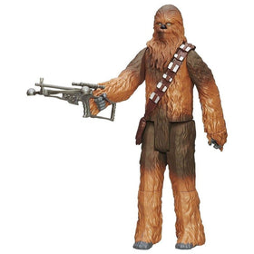 Star Wars The Force Awakens Chewbacca Action Figure