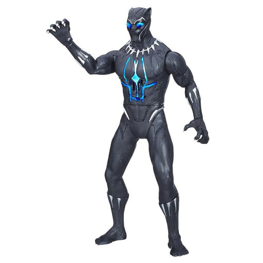 Marvel Black Panther Slash & Strike Black Panther Action Figure