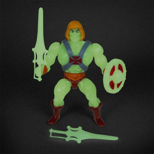He Man Masters Of The Universe Glow Figure - www.entertainmentstore.in