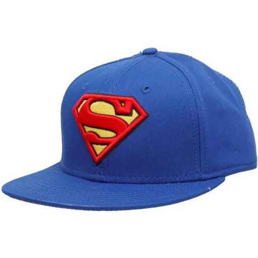 Superman Sporting Powers Blue Unisex Cap