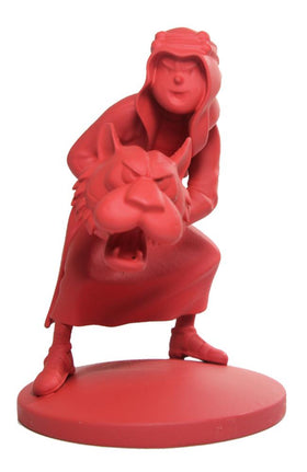 Abdallah  Red Serie Figurine