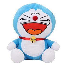 Doraemon Laughing Plush