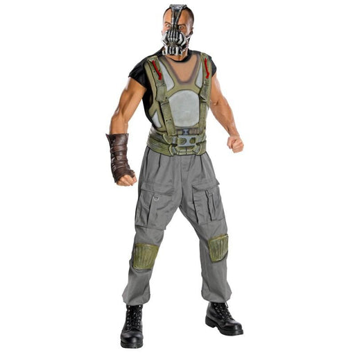 Batman The Dark Knight Rises Bane Deluxe Adult Costume - www.entertainmentstore.in