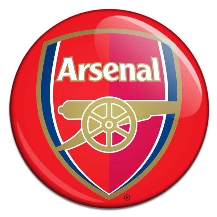 Arsenal Fc Button Badge Cr