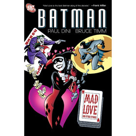 Batman Mad Love and Other Stories Paperback