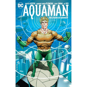 Aquaman The Legend of Aquaman Paperback
