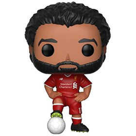 Mohamed Salah Football Premier League Liverpool Pop Figure