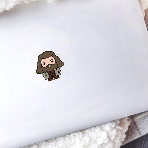 Harry Potter Rubeus Hagrid Sticker - www.entertainmentstore.in