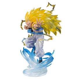 Dragon Ball Z Gotenks  Figuarts Zerosuper Saiyan 3 Version Statue