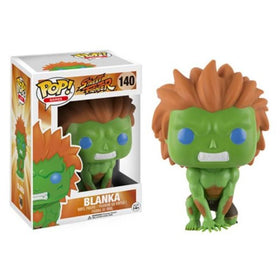 Street Fighter Blanka Pop Vinyl Figure