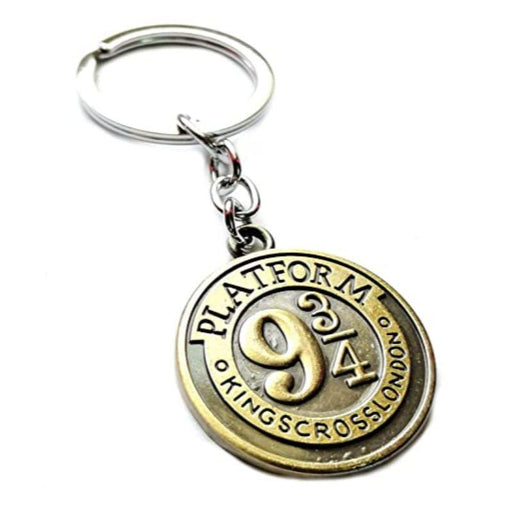 Harry Potter Platfrom 9 3/4 Keychain - www.entertainmentstore.in