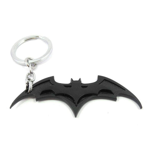 Batman Logo Keychain - www.entertainmentstore.in