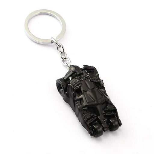Batman Batmobile Keychain - www.entertainmentstore.in