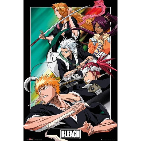 Bleach Group Maxi Poster