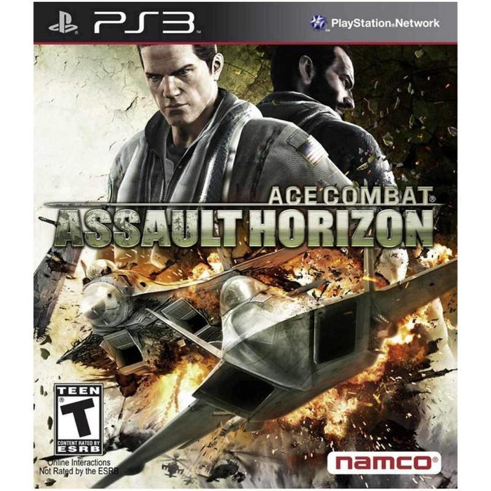 Ace Combat Assault Horizon PS3 Game