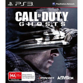 Call of Duty Ghosts PS3 Game
