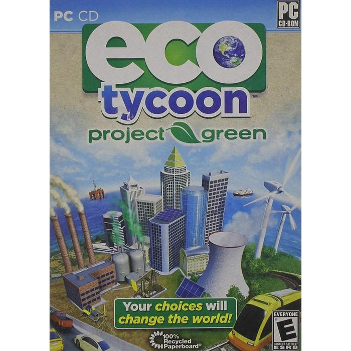 Eco Tycoon Project Green PC Game