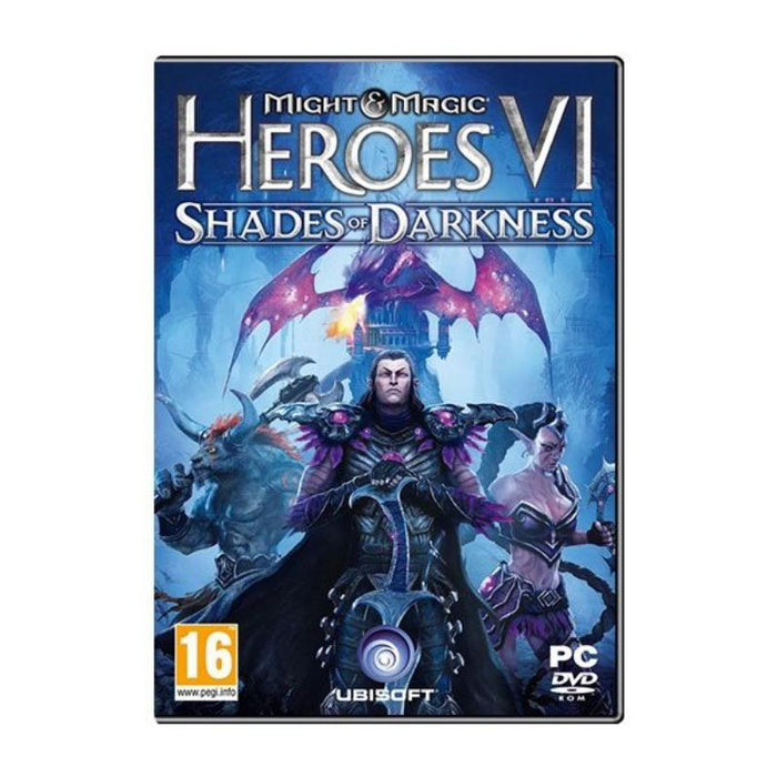 Heroes VI Shades of Darkness PC Game