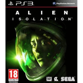 Alien Isolation Nostromo Edition PS3 Game