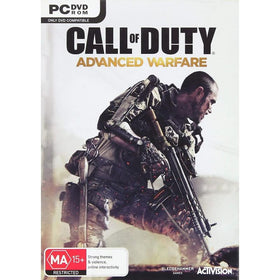 Call of Duty Advanced Warfare PC DVD
