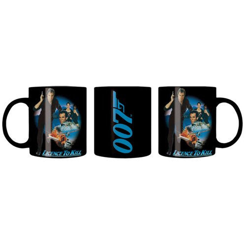 Bond Licence To Kill Mug