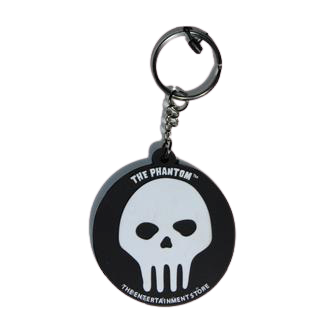 The Phantom Good And Bad Ring Rubber Keychain - www.entertainmentstore.in