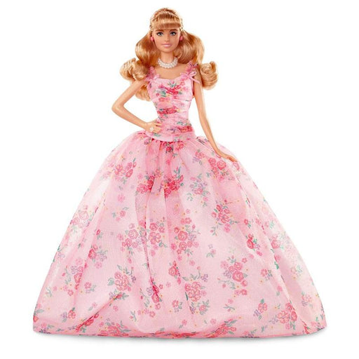 Barbie Birthday Wishes Doll - www.entertainmentstore.in
