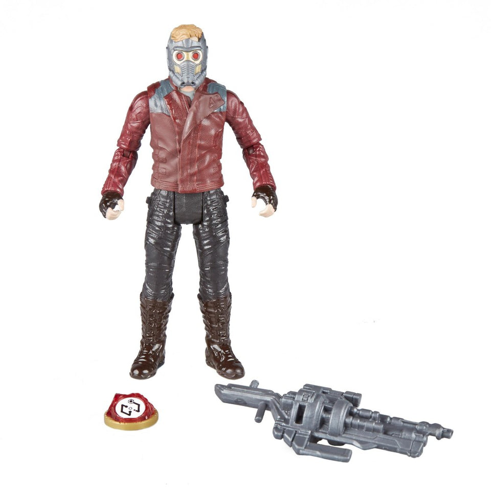 Avengers Infinity Star-Lord War With Infinity Stone Action Figure - www.entertainmentstore.in