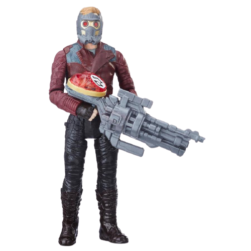 Avengers Infinity Star-Lord War With Infinity Stone Action Figure