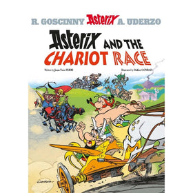 Asterix and the Chariot Race Album 37 Paperback