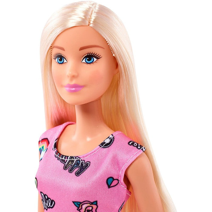 Barbie Pink Dress Doll