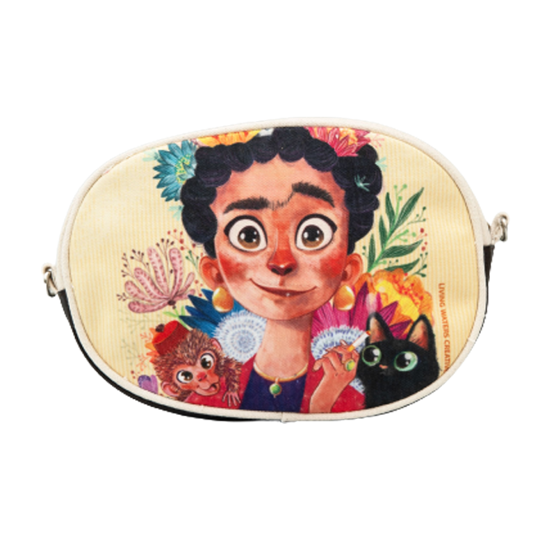 The Frida Vanity Pouch - www.entertainmentstore.in