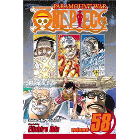One Piece Vol 58 Paperback