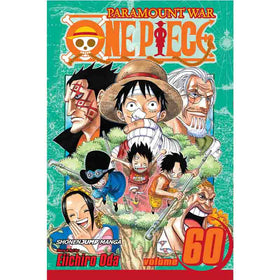 One Piece Vol 60 Paperback